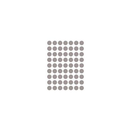 Stickers graphique pois