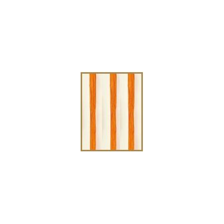 Raffia orange