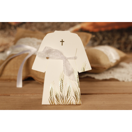 Avana robe de communion