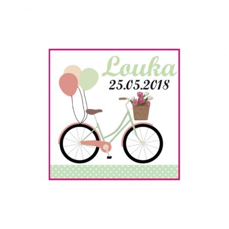 Sticker vélo