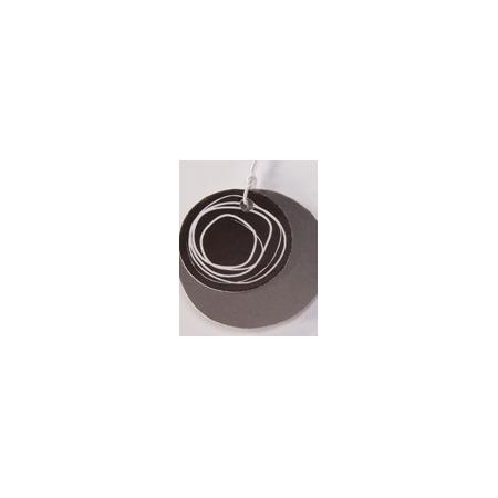 Nominette ronde grise