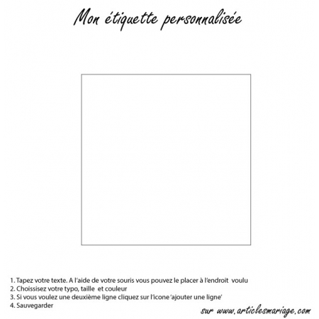 Lables transparent background