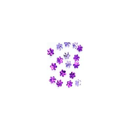 Glitters lilac flower 15gr