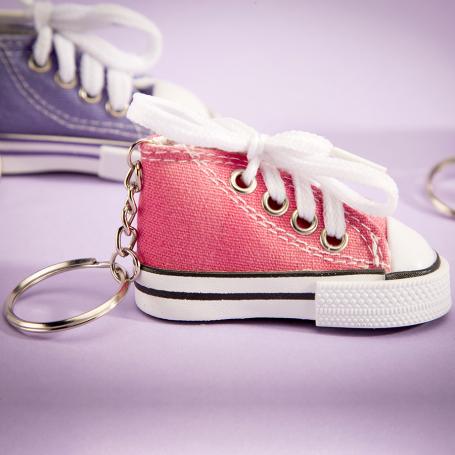 Basket dark pink