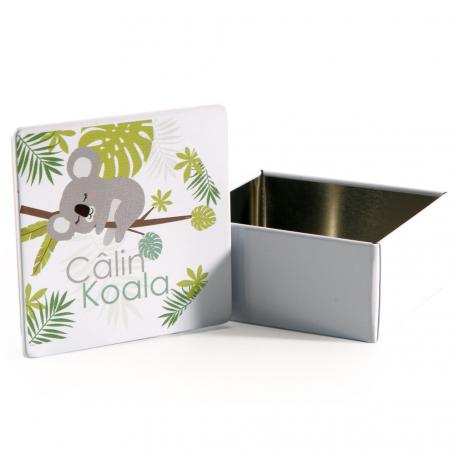 Boite carrée Koala