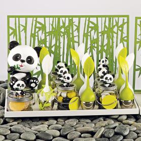 Présentoir bambou