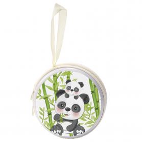 petit porte-monnaie panda
