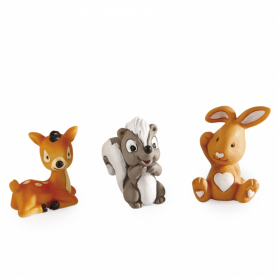 """Figurines """" Les amis de la Forêt"""""""