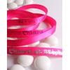 Ribbon with own text
