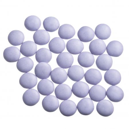 Lilac confetti candies